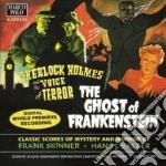Classici dell'orrore cd musicale di Salter & skinner