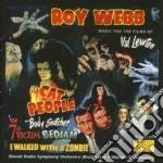 Musiche per i film di val lewton cd musicale di Roy Webb