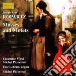 Messe e mottetti cd musicale di Joseph-guy Ropartz