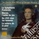 The classic film music 4 cd musicale di Georges Auric