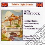 Holiday suite, music for orchestra, wess cd musicale di Percy Whitlock