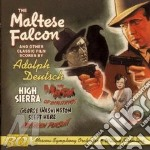 The maltese falcon e altre colonne sonor cd musicale di Adolph Deutsch