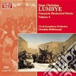 Opere per orchestra (integrale) vol.4 cd musicale di Lumbye hans christia