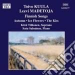 Finnish songs cd musicale di Toivo Kuula