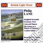 Musica per orchestra cd musicale di Philip Lane