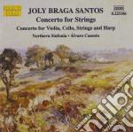 Joly Braga Santos - Concerto For Strings cd musicale di Braga santos joly