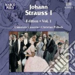 Edition, vol.1 cd musicale di Strauss johann i