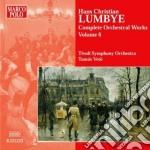 Opere per orchestra (integrale) vol.6 cd musicale di Lumbye hans christia