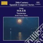 Notturni, poema notturno cd musicale di Josep Soler