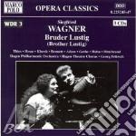 Bruder lustig cd musicale di WAGNER S SIGFRID