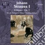 Edition, vol.2 cd musicale di Strauss johann i