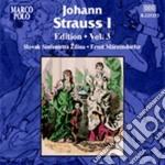 Edition, vol.3 cd musicale di Strauss johann i