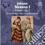 Edition, vol.4 cd musicale di Strauss johann i