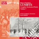 Opere per orchestra (integrale), vol.7 cd musicale di Lumbye hans christia