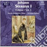Edition, vol.6 cd musicale di Strauss johann i