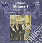 Edition, vol.7 cd musicale di Strauss johann i