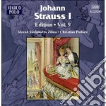 Strauss Johann I - Edition, Vol.9 cd musicale di Strauss johann i