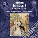 Strauss Johann I - Edition, Vol.11 cd musicale di Strauss johann i