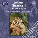 Edition, vol.12 cd musicale di Strauss johann i