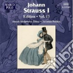 Edition, vol.13 cd musicale di Strauss johann i
