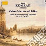 Valzer, marce e polche, vol.2 cd musicale di Karel Komzak