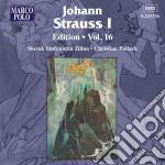 Edition, vol.16 cd musicale di Strauss johann i