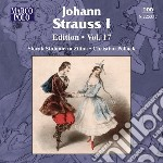 Edition vol.17 cd musicale di Strauss johann i