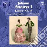 Strauss Johann I - Edition, Vol.18 cd musicale di Strauss johann i