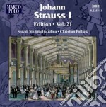 Edition, vol.21 cd musicale di Strauss johann i