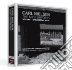 The masterworks vol.1 - orchestral music cd musicale di Carl Nielsen