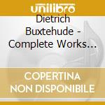 Complete works for organ vol.1 cd musicale di Dietrich Buxtehude