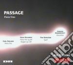 Passage - trii danesi per pianoforte - s cd musicale di Per Norgard