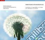 Serenades and romances cd musicale di Miscellanee
