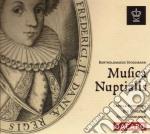 Musica nuptialis cd musicale di Bartholom Stockmann
