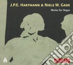 Sonata per organo op.58, good friday - e cd musicale di Hartmann johan pete