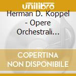 Orchestral works vol.4 cd musicale