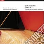 Concerti e opere per clavicembalo - conc cd musicale di Johann-got Palschau