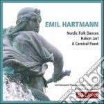 Nordic folk dances, haklon jarl, a carn cd musicale di Emil Hartmann