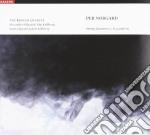 Quartetti per archi nn. 7, 8, 9, 10 cd musicale di Per Norgard