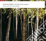 Opere per violino e pianoforte cd musicale di Vagn Holmboe