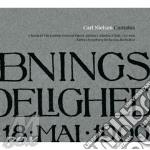 Nielsen Carl - Cantate, Omaggio A Holberg cd musicale di Carl Nielsen