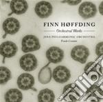 Opere orchestrali cd musicale di Finn Hoffding
