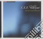 I grandi capolavori cd musicale di Weyse christoph e.f.