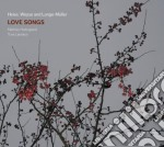 Love songs cd musicale di Peter Heise