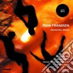 Opere orchestrali cd musicale di John Frandsen