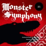 Monster symphony cd musicale di Niels Marthinsen