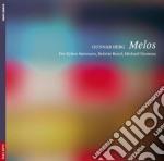 Melos cd musicale di Gunnar Berg
