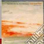 Water-colours of the sea i-xxi, illustra cd musicale di Pade else marie