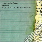 Letters to the ocean cd musicale di Peter Bruun