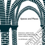 Spaces and places cd musicale di Miscellanee